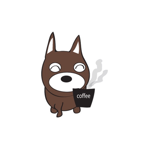 Rottweiler Dog Stickers for iMessage Daily Use