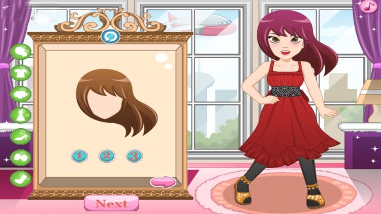 Girls Love World - Dressup Fun Girls Game