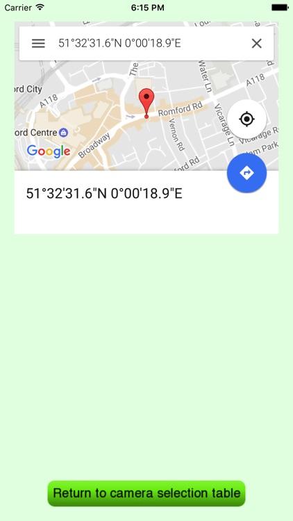 London Traffic Cameras screenshot-4