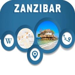 Zanzibar Tanzania Offline City Maps Navigation