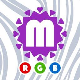 Customize Monogram Backgrounds Creator