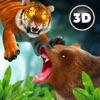 战斗老虎丛林战斗