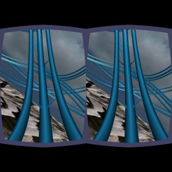 Coaster VR, Extreme Endless 3D Stereograph