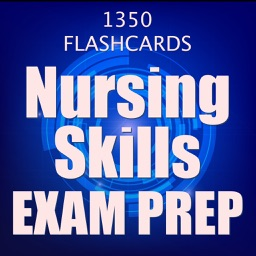 Nursing Skills Exam Review 1350 Flashcards.Exam