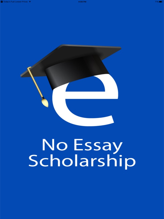 No Essay Scholarship Search  Push To Apply  App Price Drops Screenshot  For No Essay Scholarship Search  Push To Apply  Business Essay Topics also Do My Assinment  Example Of Thesis Statement In An Essay