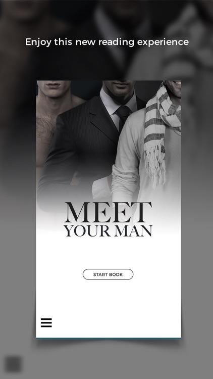 Meet your Man - Interactive Erotic Sexy Story book screenshot-3