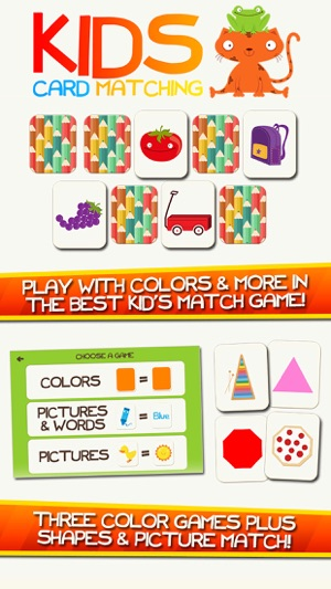 Learn Colors App Shapes Preschool Games for Kids on the App Store