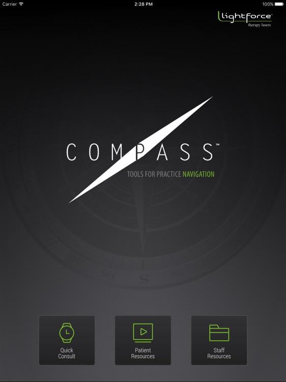 LightForce Compass