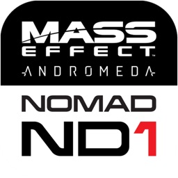Mass Effect: Andromeda Nomad ND1 R/C App