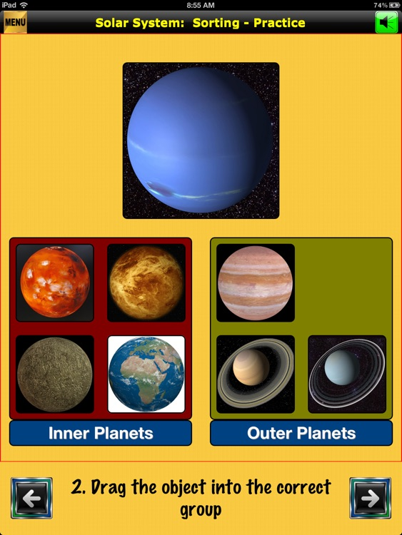 easyLearn Solar System | Earth Science HD screenshot-3