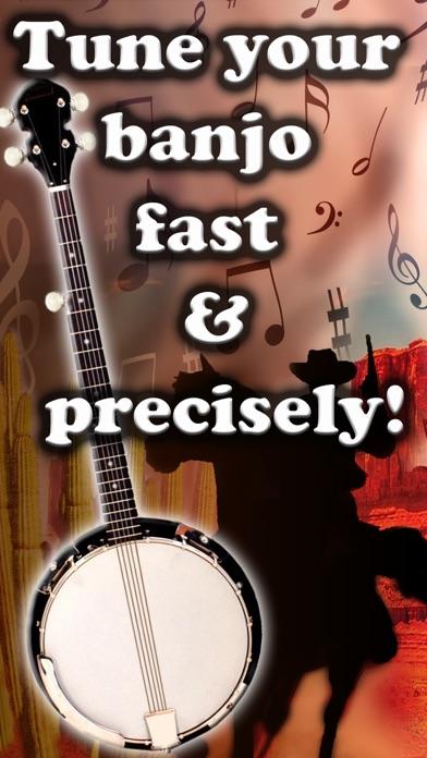 Easy Banjo Tuner Screenshot 1