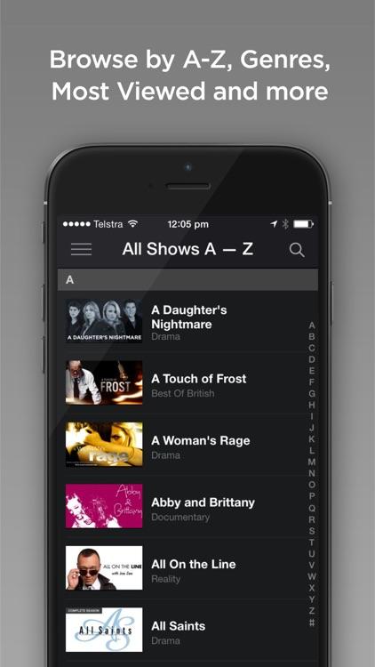 PLUS7 screenshot-3