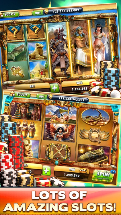 Slots Games - Free Casino Slot Machines