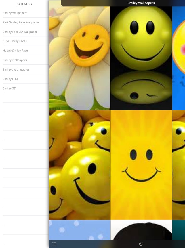 Smiley emoji wallpapers hd on the app store altavistaventures Image collections