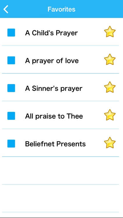 Christian Prayers screenshot-3