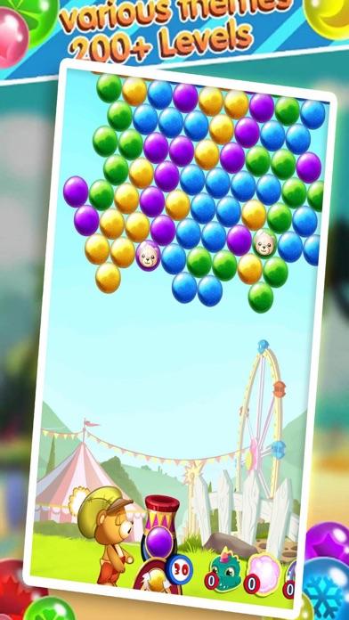 Pu Bears Story - Bubble Legend screenshot two