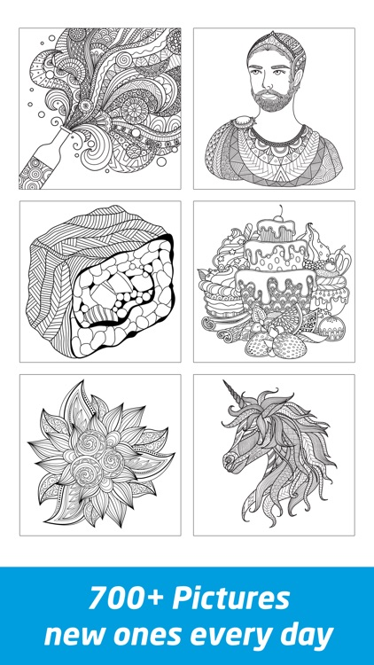 Adult Coloring Book Pages for Me, Adults, & Kids