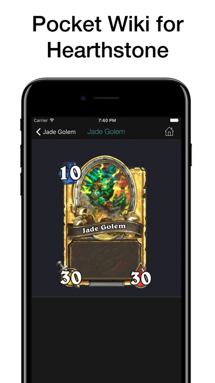 Pocket Wiki for Hearthstone: Heroes of Warcraft