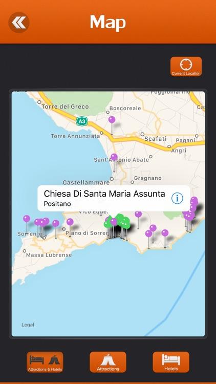Positano Travel Guide screenshot-3