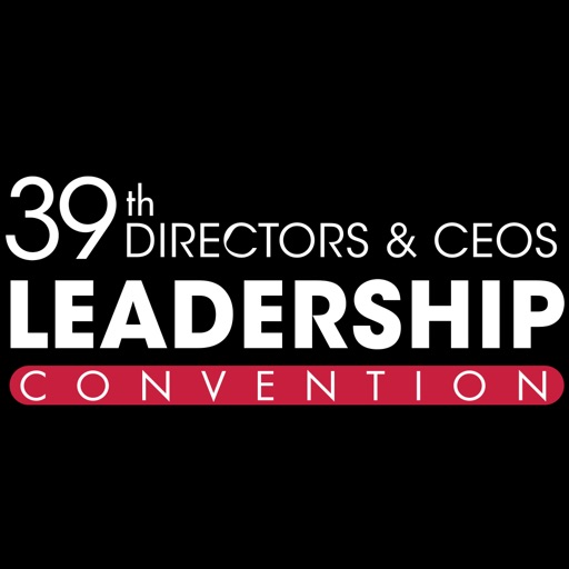 39th Leadership Convention