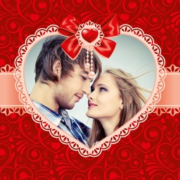 Valentines Day Photo Frames - Lovers Couple Family