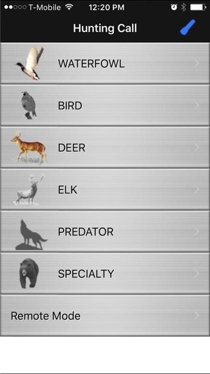 Hunting Call screenshot-3
