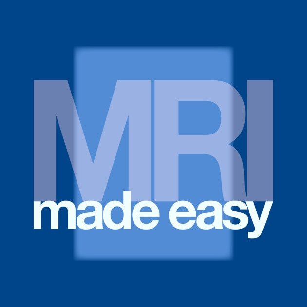 mri made easy on the app store