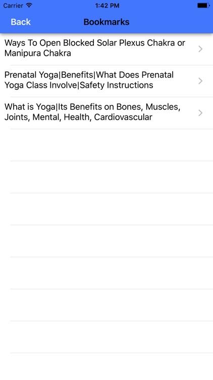 Yoga & Chakra screenshot-4