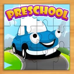 Preschool Jigsaw Puzzle - kids Learning Brain Game