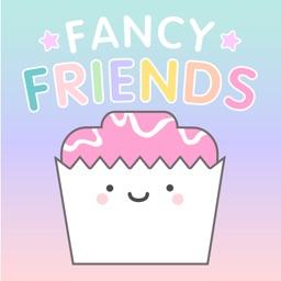 Fancy Friends Stickers