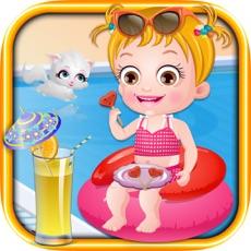 Activities of Baby Hazel Summer Fun