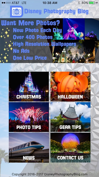 Daily Magic- Disney Photo Blog screenshot-3