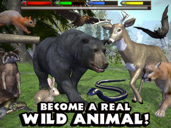 Ultimate Forest Simulator на iPad