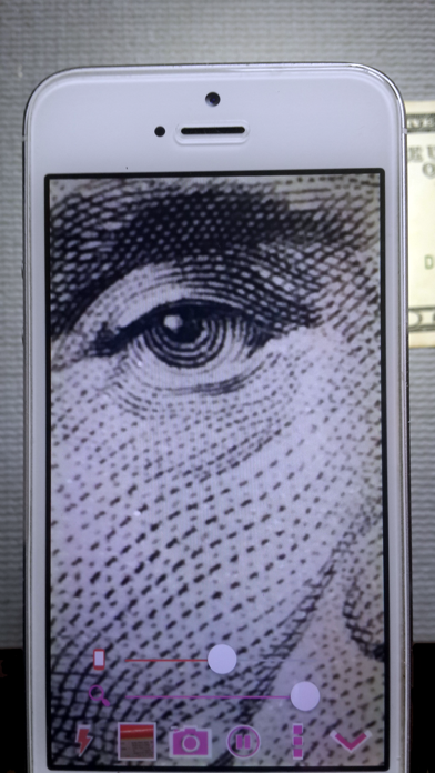 拡大鏡カメラのおすすめ画像3