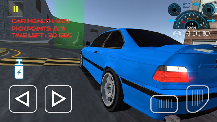 Real Race Extreme Stunts - GT Car Drift Racing screenshot-4
