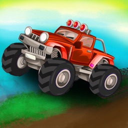 Monster Truck Mania : Dirt Speed Racing - Free Edition