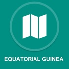 Guine Equatorial : Off-line GPS Navigation icon