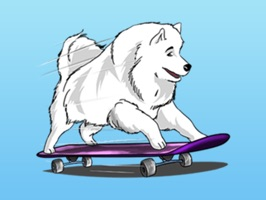 Get your Husky Dog - Cute dog stickers