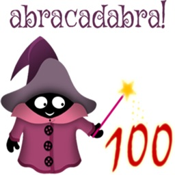 Cute Little Wizard stickers for iMessage