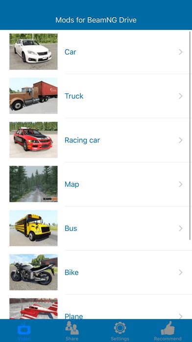 Mods for BeamNG Driveのおすすめ画像1