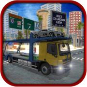 重型运输车货卡车模拟Hill道2017