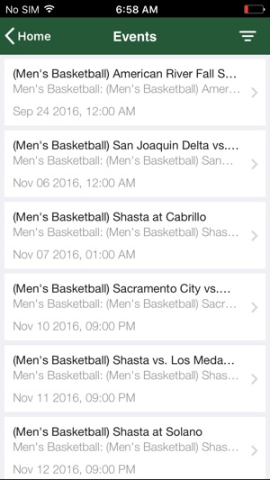 Shasta College on the App Store
