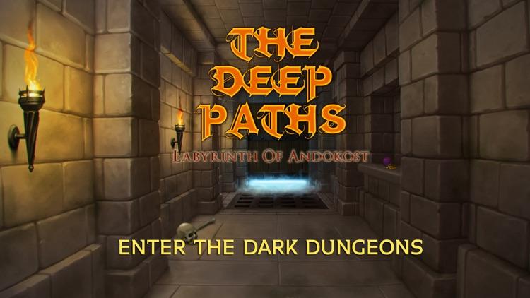 The Deep Paths screenshot-0