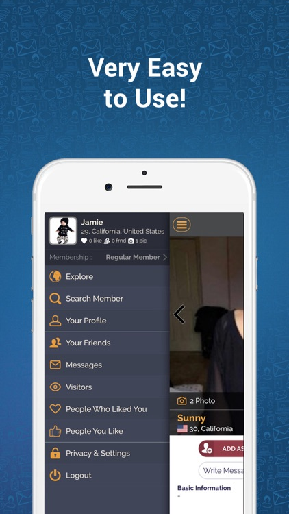 Chat & Meet - Find new friends and chat screenshot-3