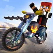 我的 摩托车 世界 - 点点 迷你 模拟 骑车 赛车 游戏 免费 中文 版