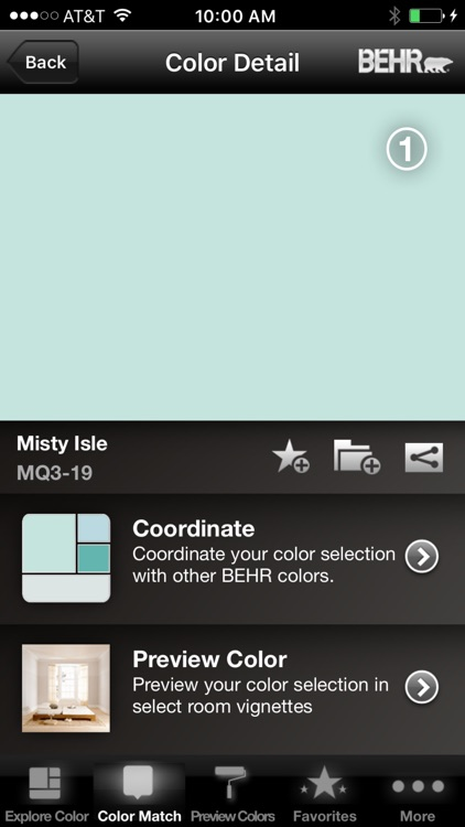 ColorSmart by BEHR® Mobile screenshot-3