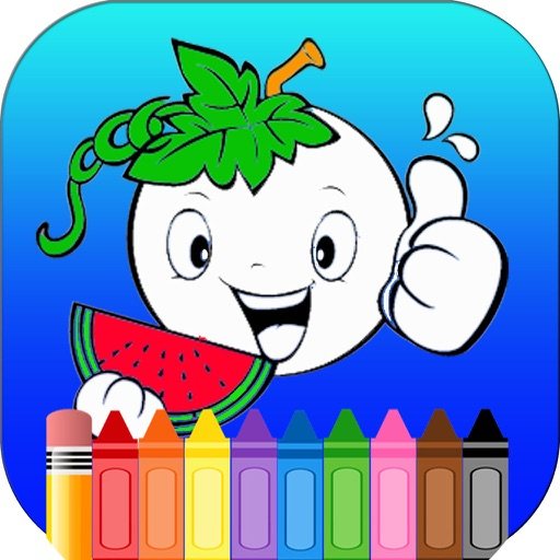 Kids Coloring Books Game