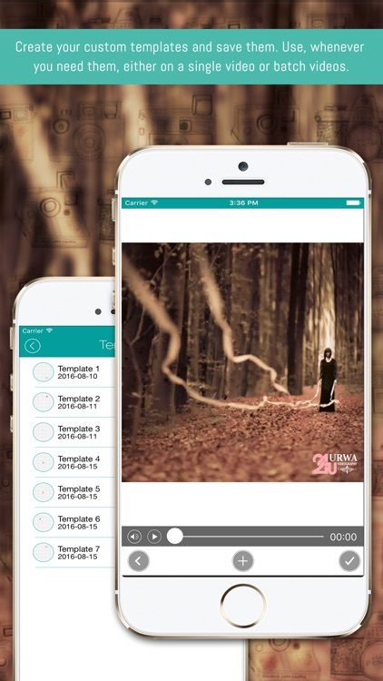 eZy Watermark - Video Watermarking App