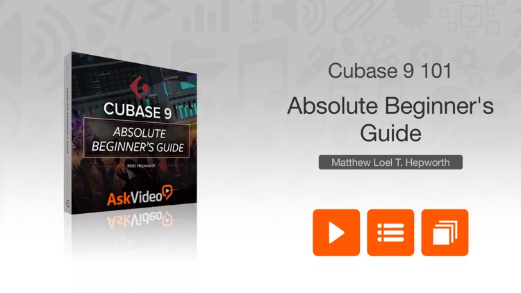 Beginner's Guide For Cubase 9