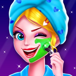 Glam Doll Makeover And Salon